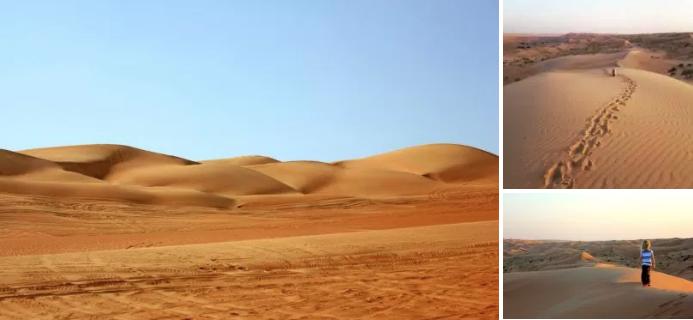 family holiday ideas Oman