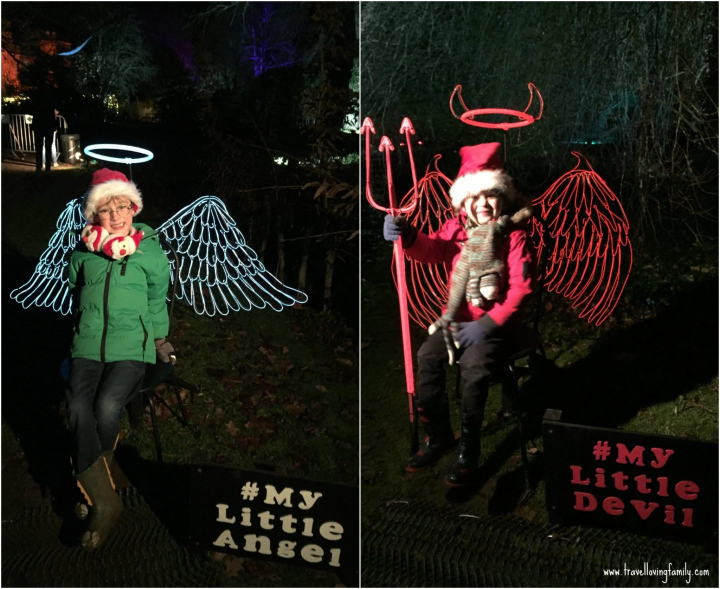 Review Spectacle of Light at Sudeley Castle