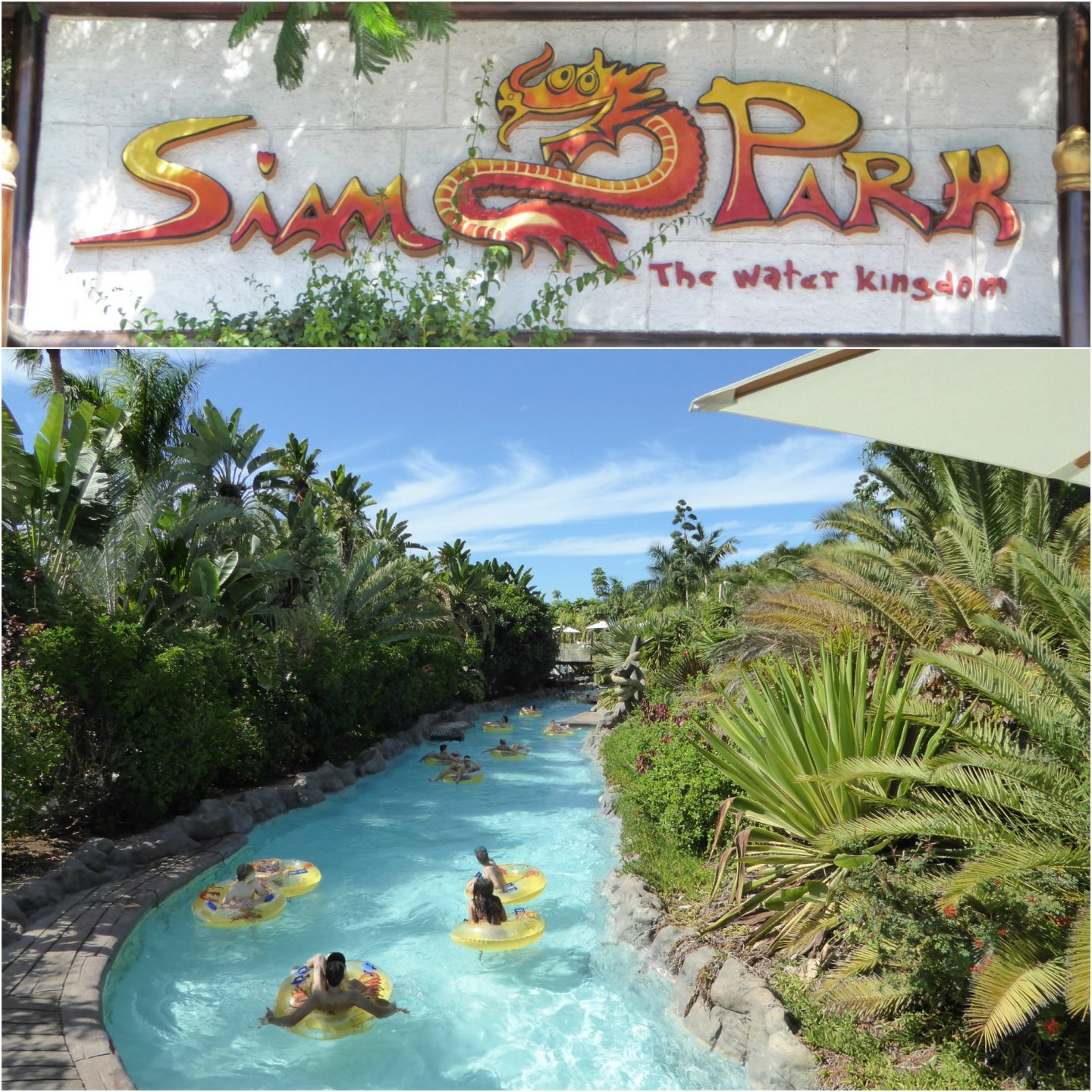 Review of Siam Park Water Kingdom Tenerife