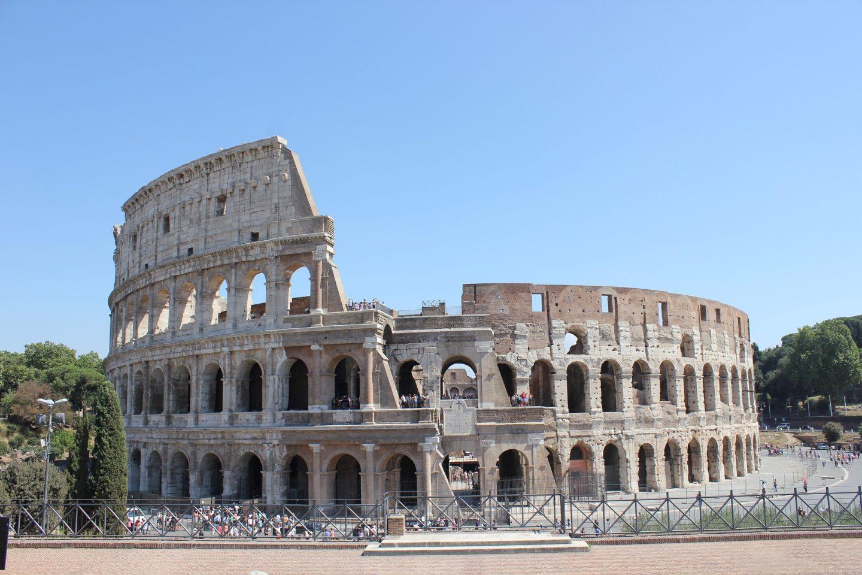 family holiday ideas Rome