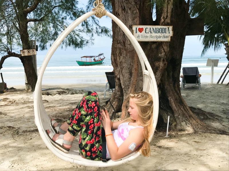 family holiday ideas Cambodia