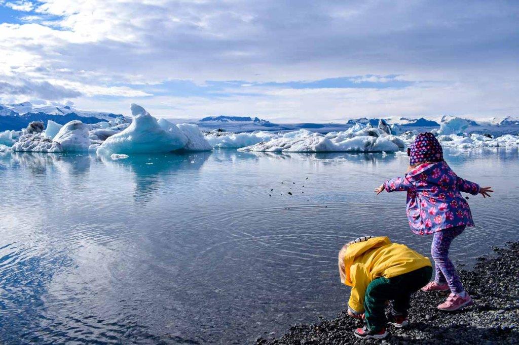 family holiday ideas Iceland