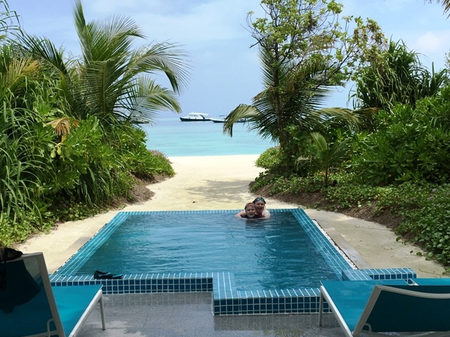 family holiday ideas Maldives