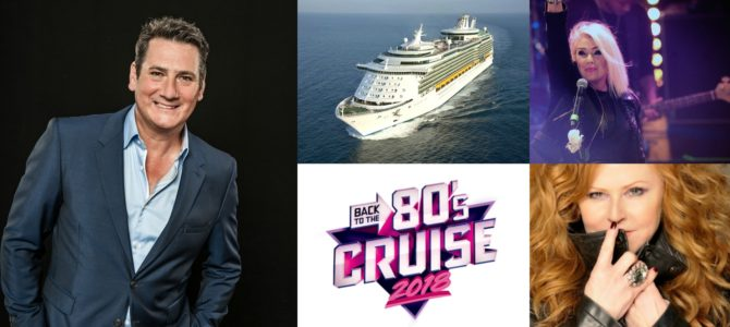Win a cruise and sail with 80's music legends