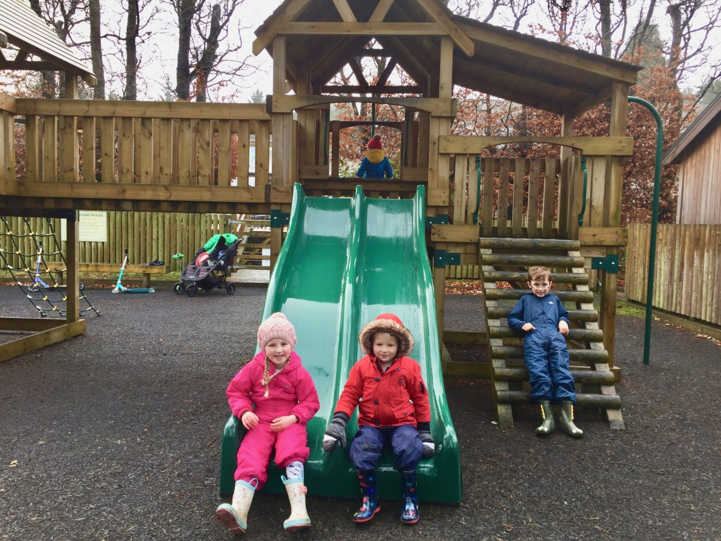 Review Darwin Forest, short break Peak District