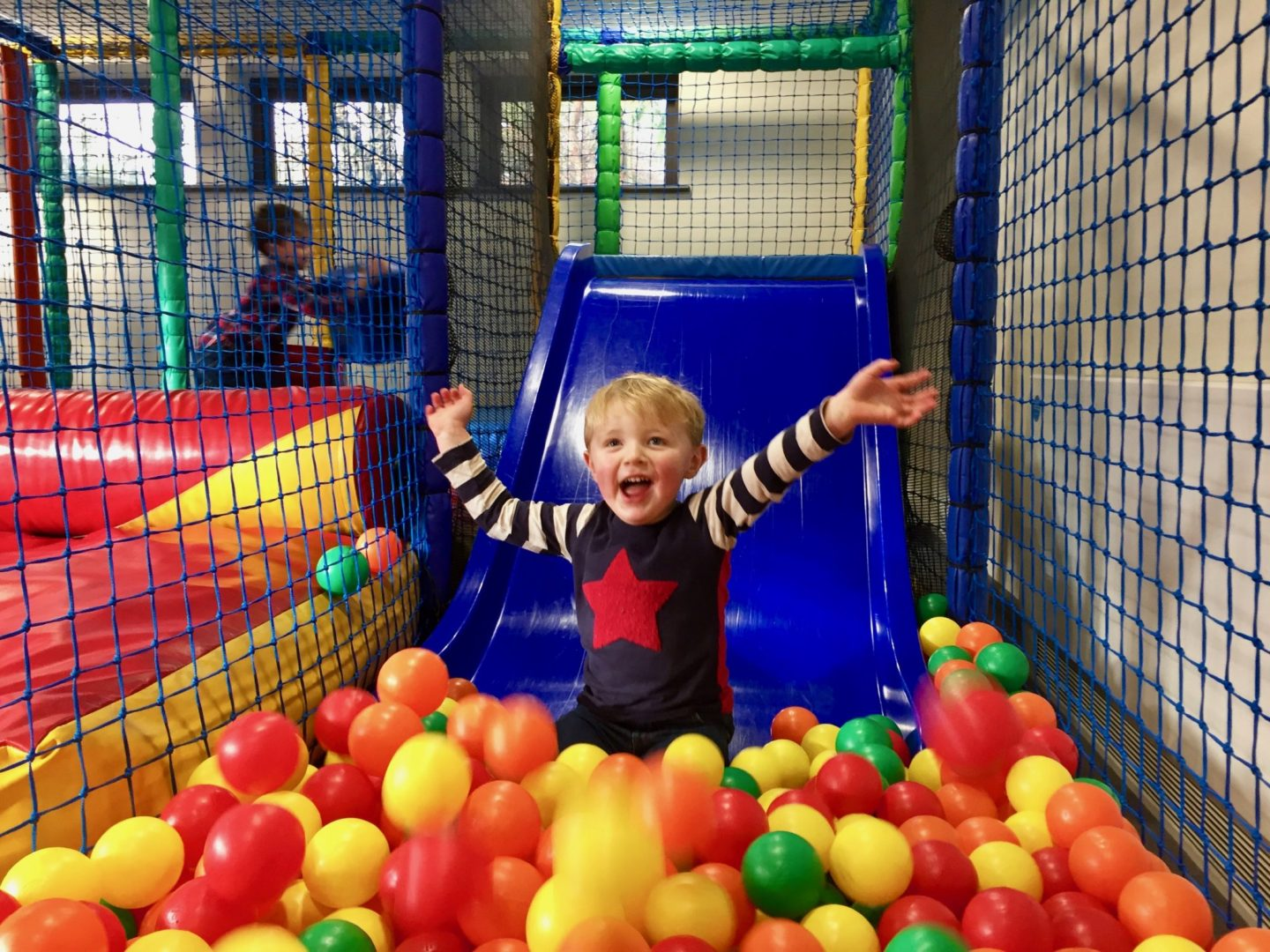 Review Darwin Forest - soft play area