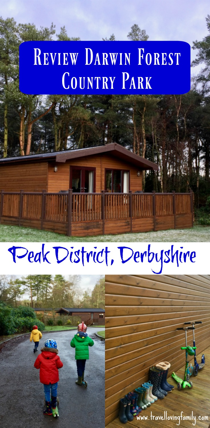 Review Darwin Forest, Peak District Derbyshire