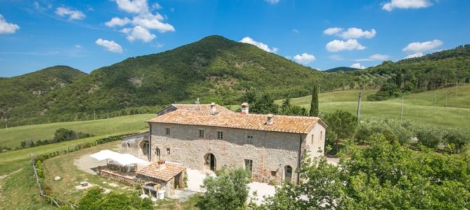 A Taste of Tuscany with Bookings For You and the Giovannini family