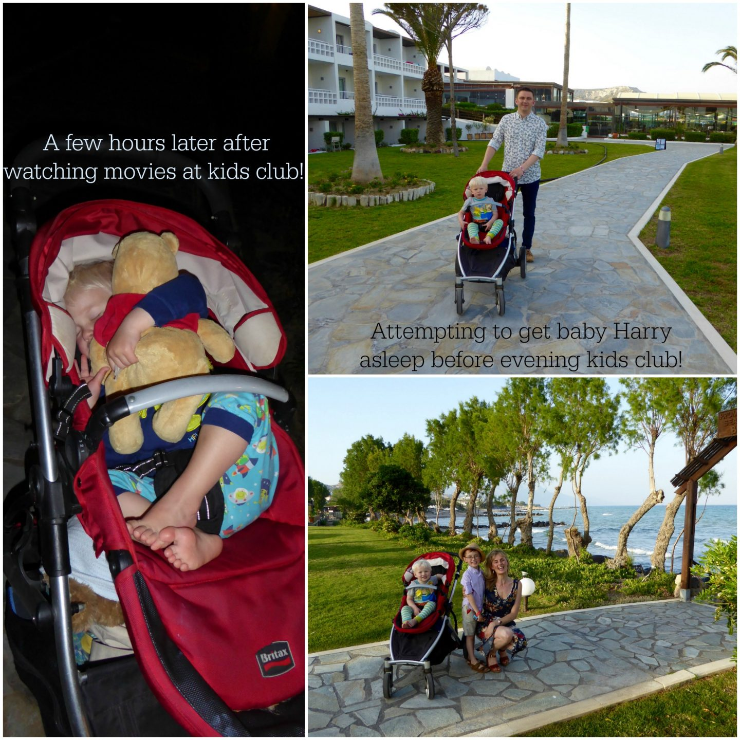 Childcare at Lakitira Beach Resort - evening childcare