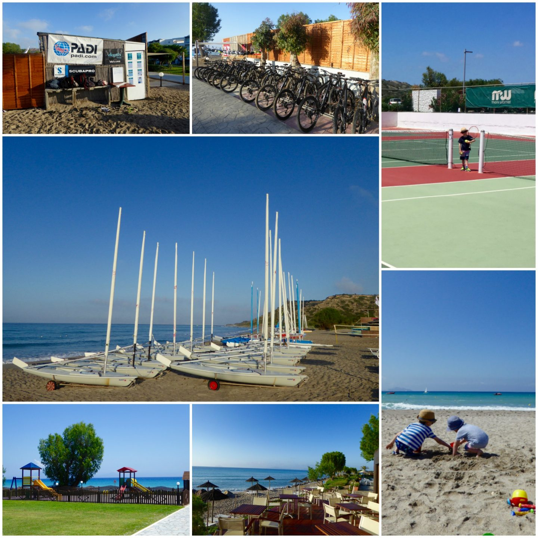 Tips for a Mark Warner family summer holiday Lakitira Beach Resort - facilities