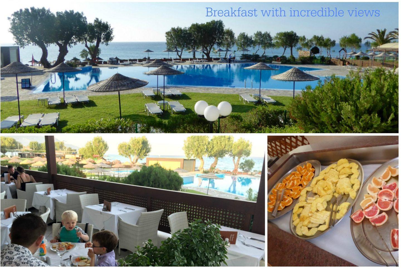 Lakitira Beach Resort - Breakfast