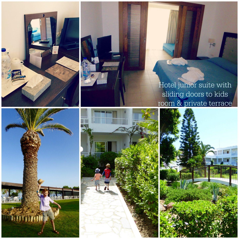 Lakitira Beach Resort - Hotel junior suite