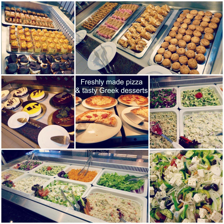 Mark Warner Lakitira Beacg Resort - Desserts