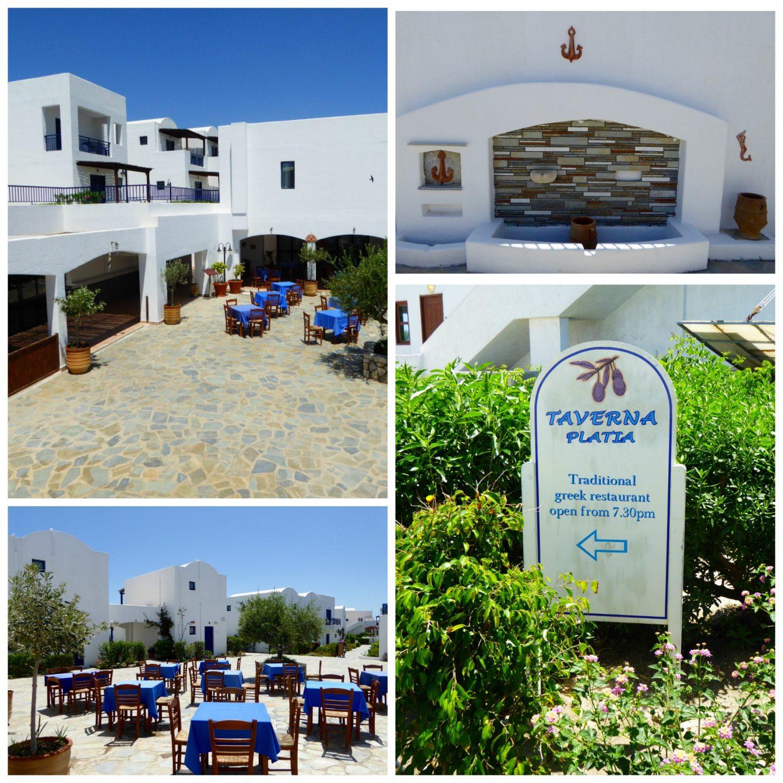 Mark Warner Lakitira Beach Resort - Greek taverna