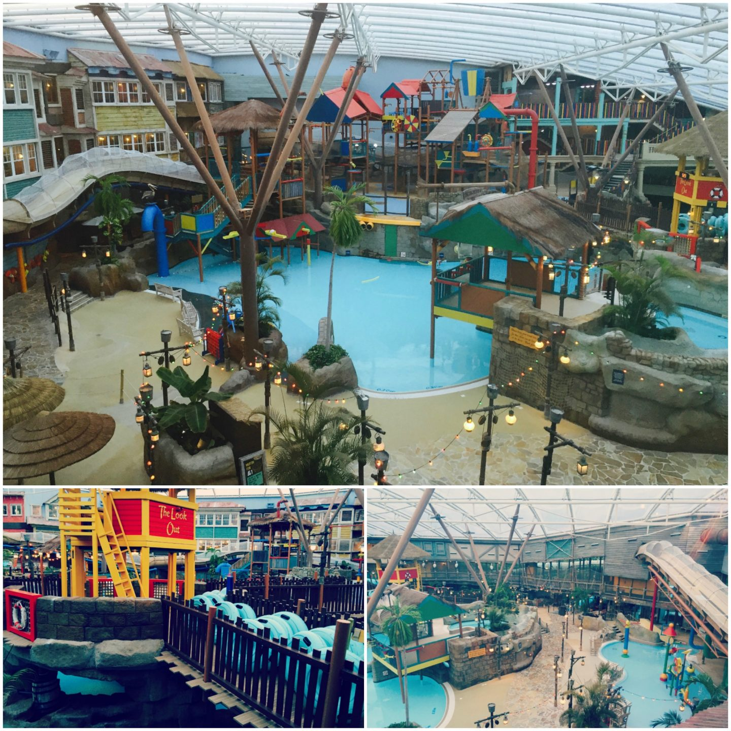 Review alton towers water park