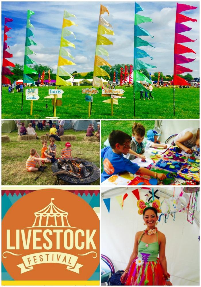 Livestock Festival for families