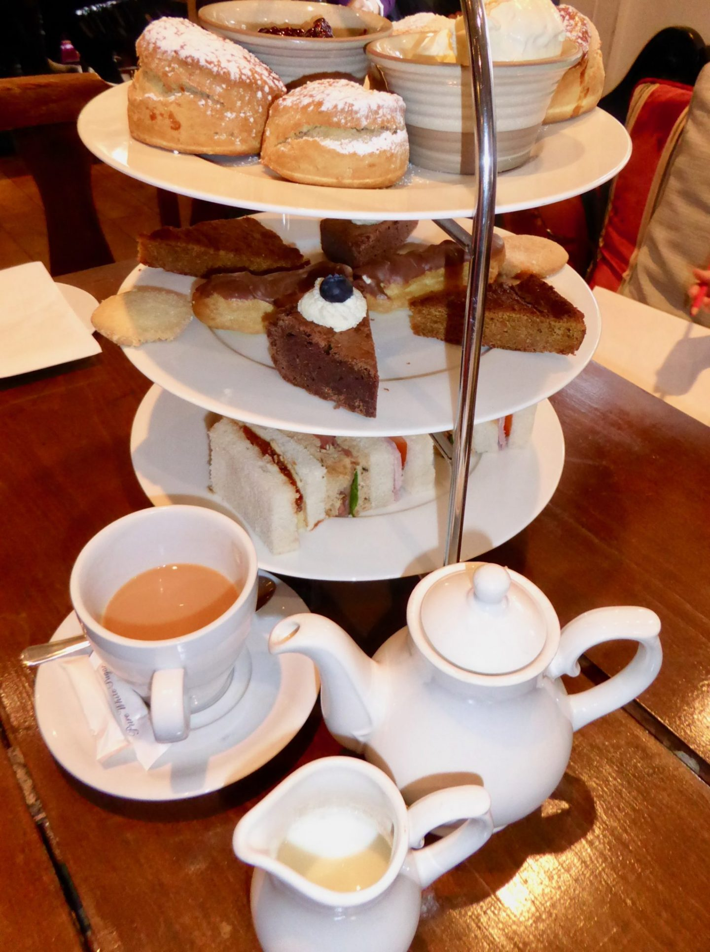 Three of the best places for afternoon tea Stratford-upon-Avon