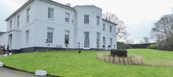 Review Brooks Country House, Hereford