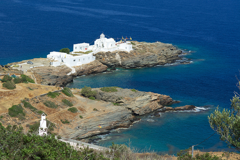 Family travel inspiration Sifnos