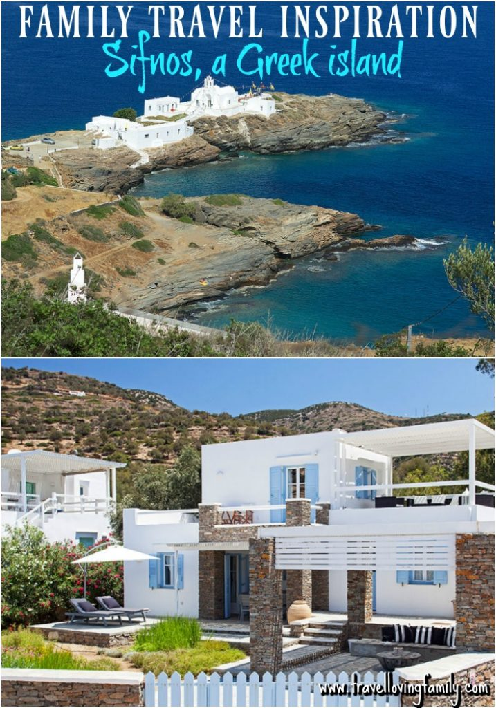 The Greek Island of Sifnos, located in the western Cyclades offers beautiful beaches and spacious accommodation, perfect for families. This guide lists the best beaches and highlights some of the accommodation options on offer.