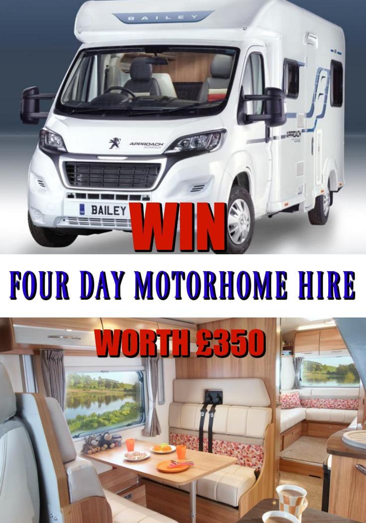 Win motorhome hire