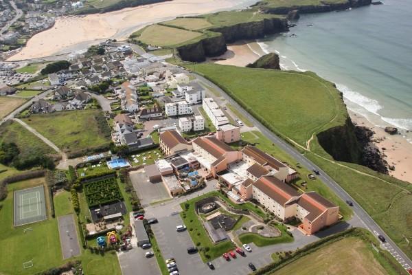 Win a family break in Cornwall