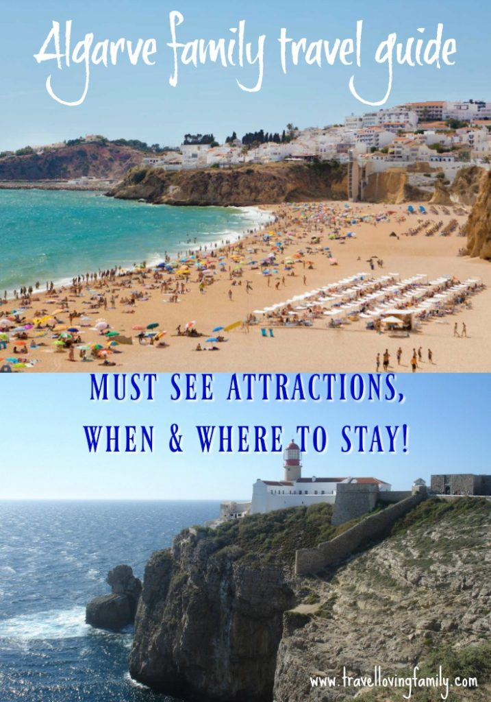 Algarve family travel guide