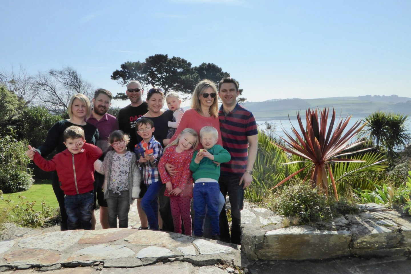 luxury holiday home for groups in Cornwall