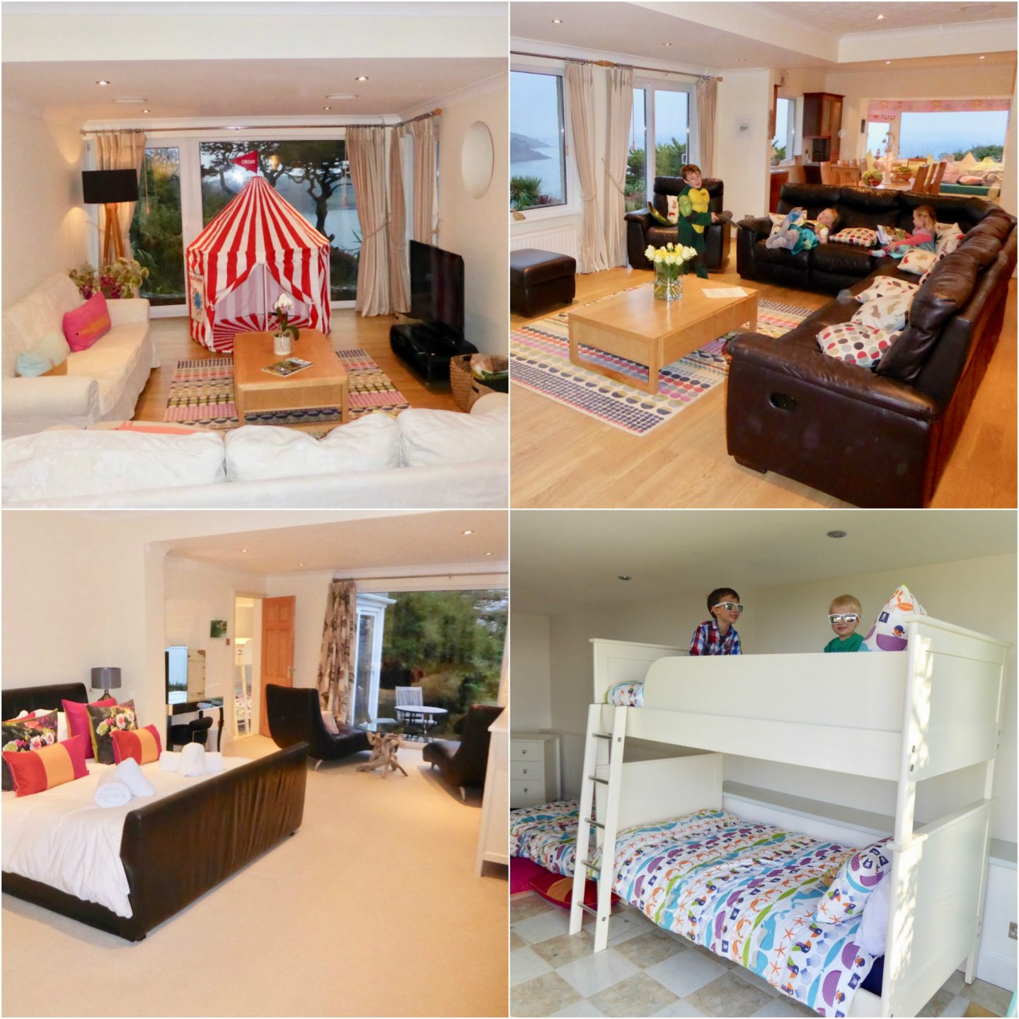luxury holiday home in Cornwall, St Mawes Restreats