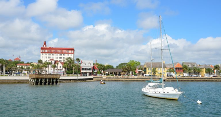 Family road trip ideas St Augustine