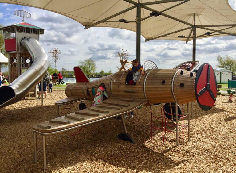 playground Tattershall lakes