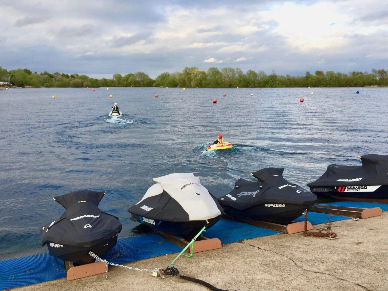 Water sports Tattershall Lakes