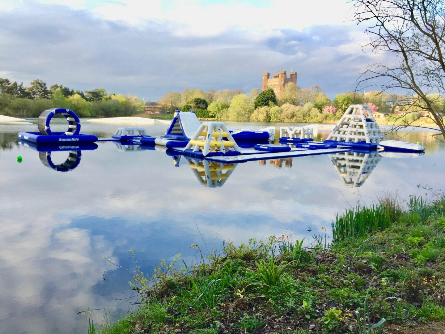 water sports review Tattershall Lakes