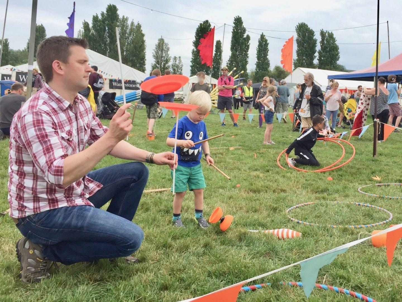 best family festival UK