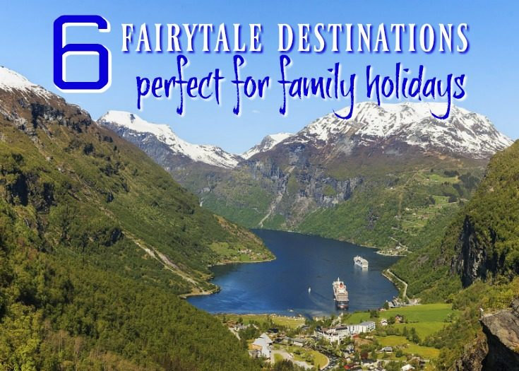 fairytale destinations