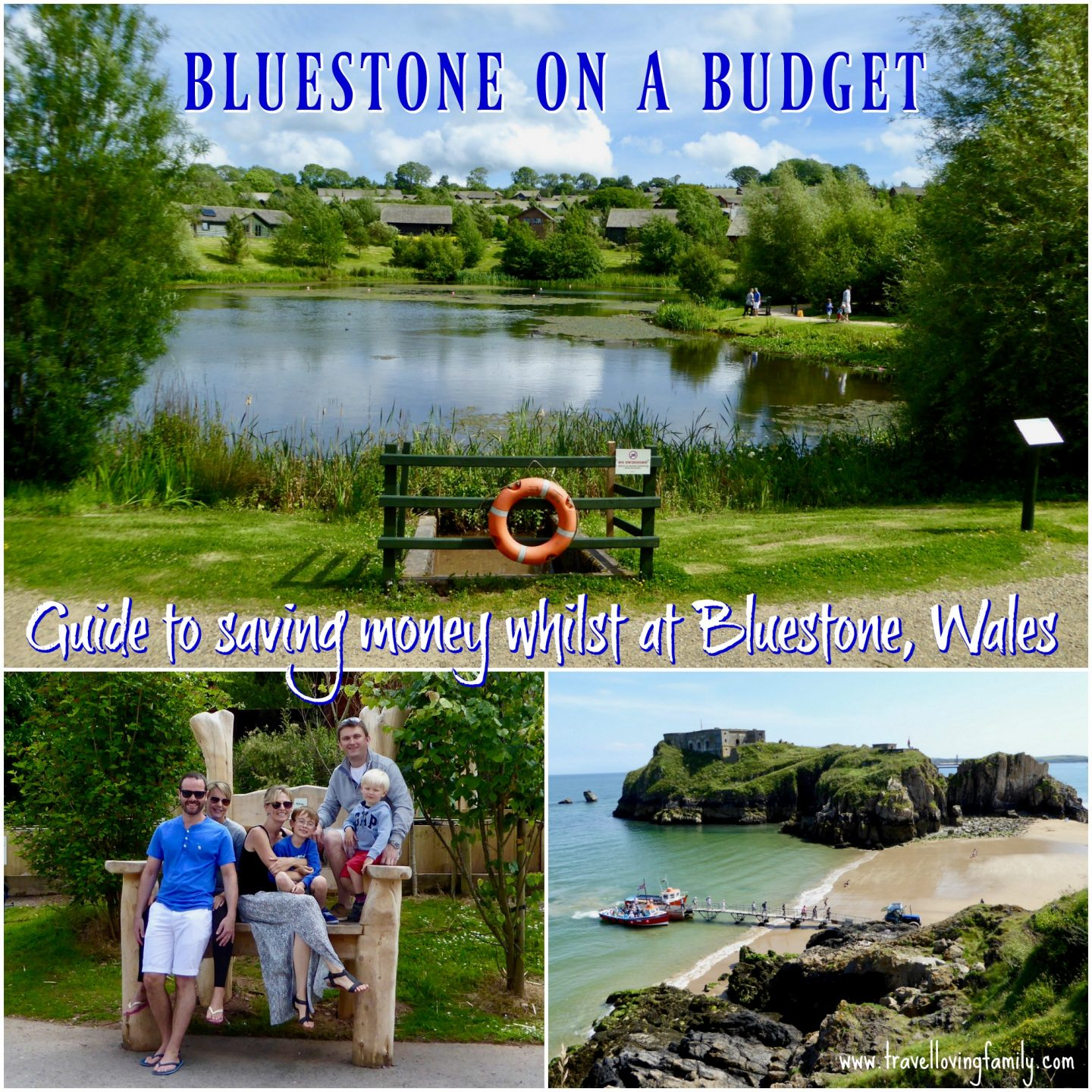 saving money Bluestone Wales