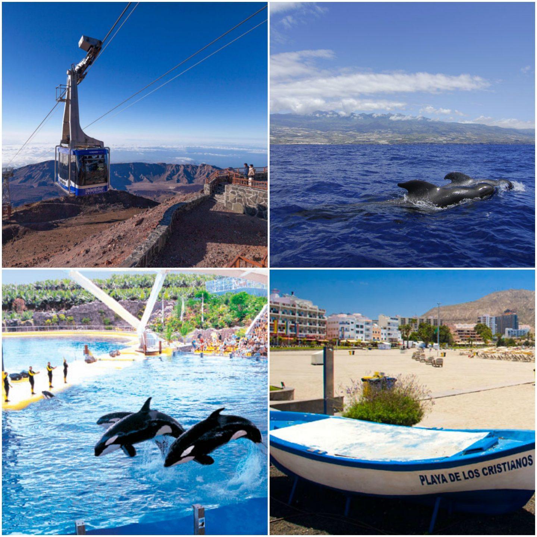must see sights Tenerife